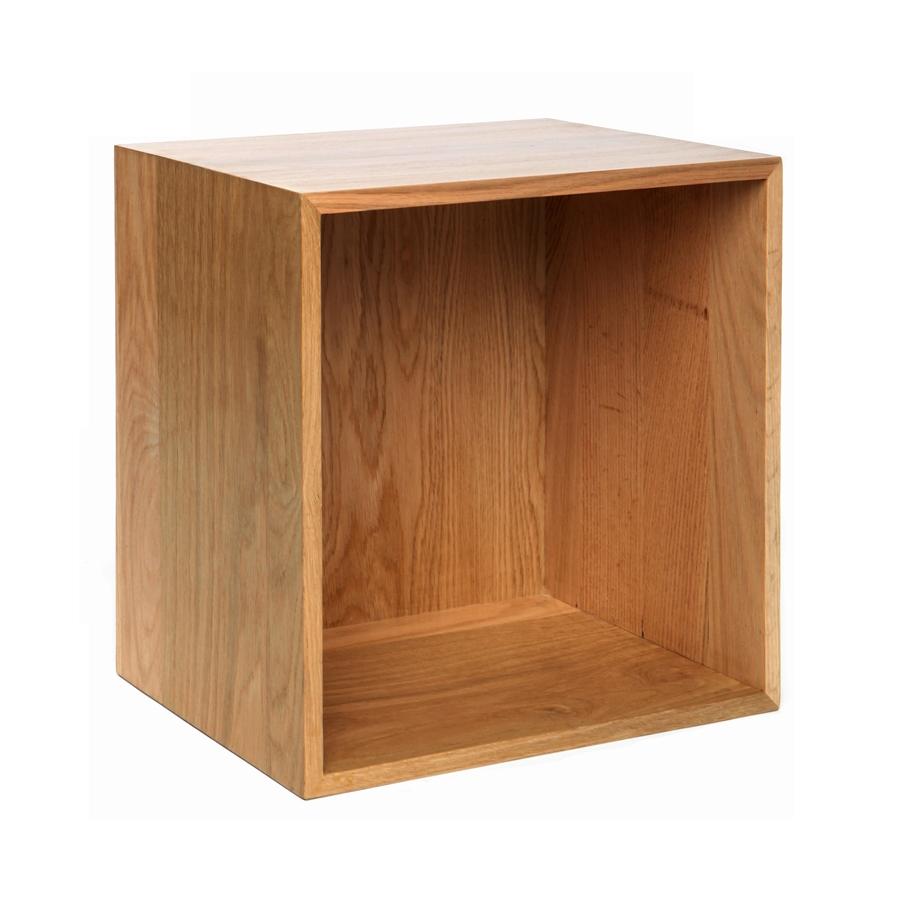 Cubo escandinavo el globo muebles - Cubos de madera ...