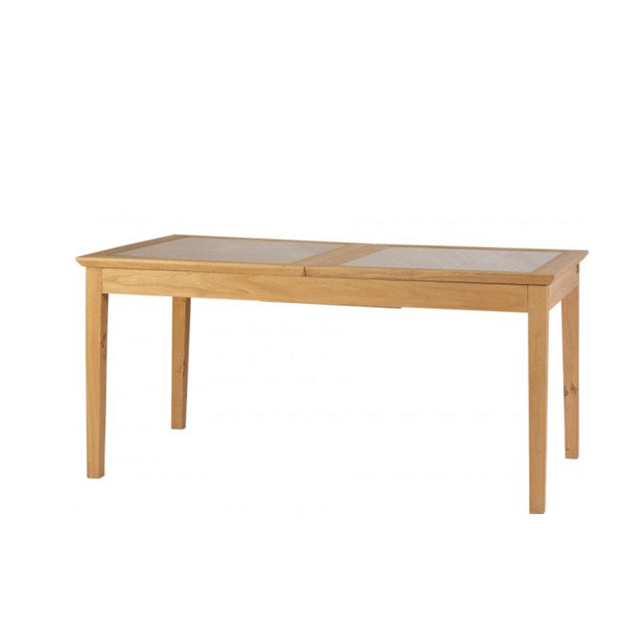 Mesa de comedor extensible palitos el globo muebles for Muebles de comedor mesas