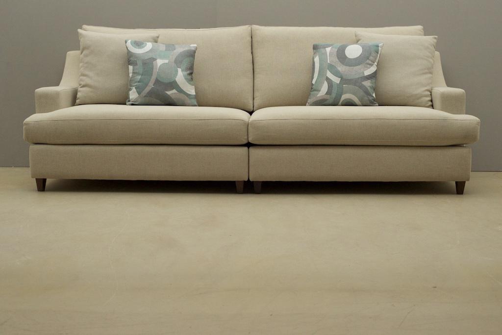 Sofa brandon el globo muebles for Muebles el paraiso sofas