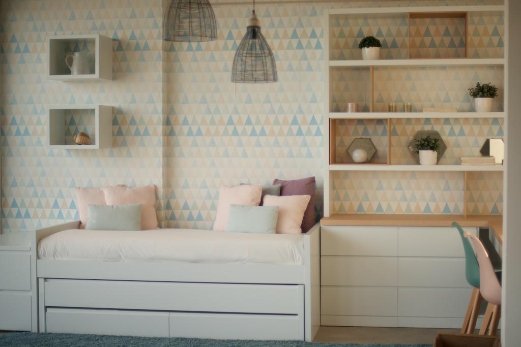Amueblar habitacion juvenil ideas de disenos for Disena tu habitacion juvenil