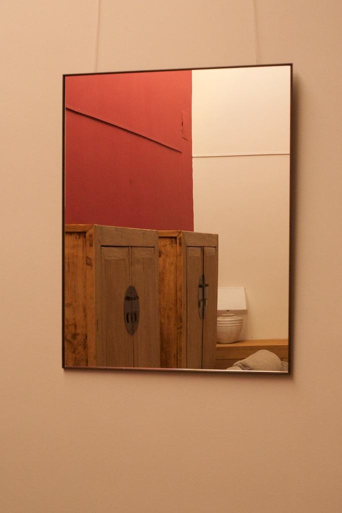Espejo rectangular boston el globo muebles - Espejos cuadrados grandes ...