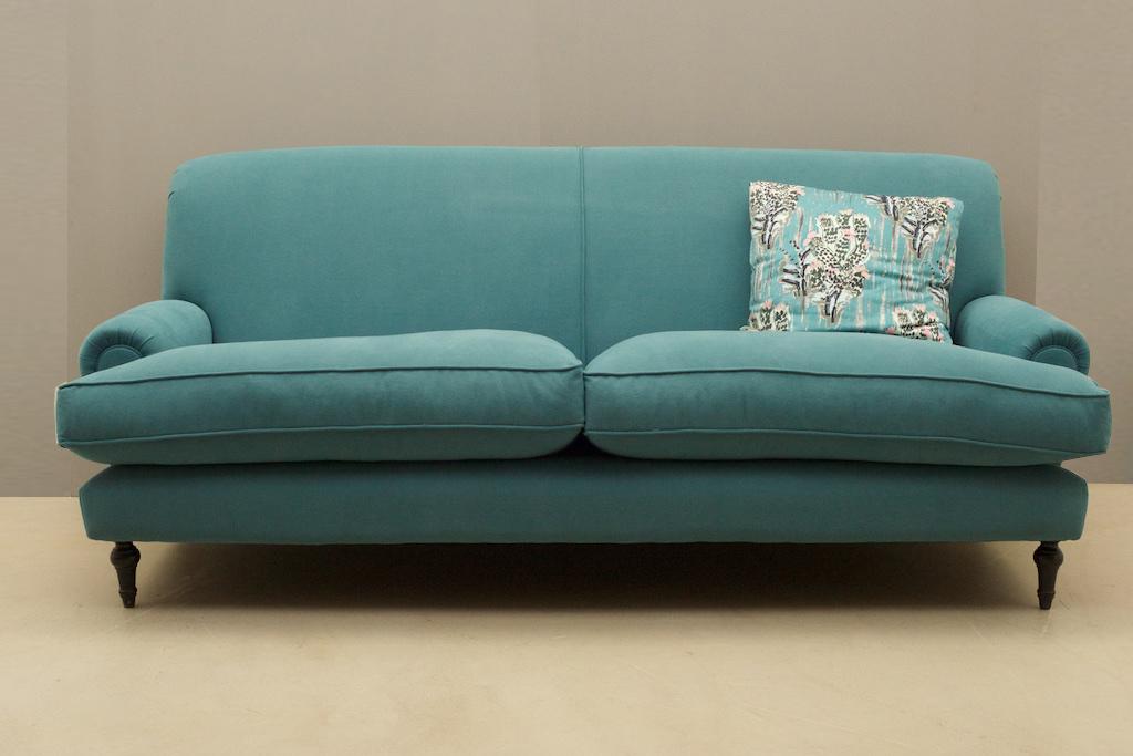 Sofa modelo aneto el globo muebles for Muebles el paraiso sofas