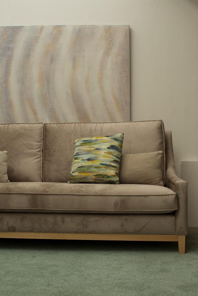 Sof niza el globo muebles for Muebles el paraiso sofas