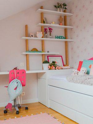 Dormitorio juvenil Estefanía 9
