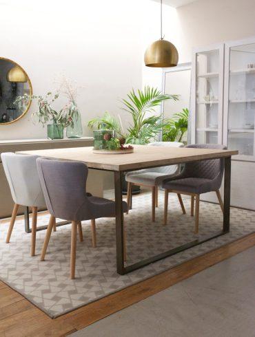 Mesas de comedor archivos - El Globo Muebles