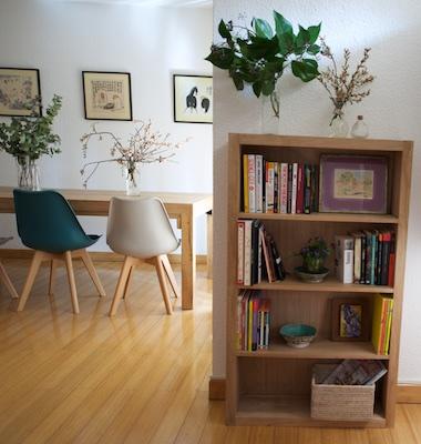 Librerias y estantes