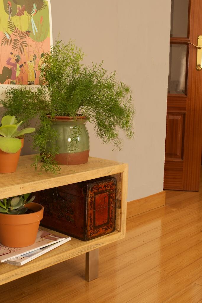 Artesanato Baiano Passo A Passo ~ Aparador bajo de madera reciclada y metal El Globo Muebles